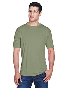 8420 UltraClub Men's Cool & Dry Sport Performance Interlock T-Shirt