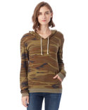 01928E1 Alternative Ladies' Classic Eco-Jersey Pullover Hoodie