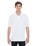 055P Hanes Men's 6.5 oz. X-Temp® Piqué Short-Sleeve Polo with Fresh IQ