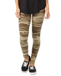 07004H Alternative Ladies' Cotton/Spandex Printed Go-To Legging