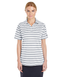 1289401 Under Armour Ladies' Tech Stripe Polo