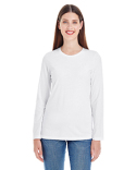 23337W American Apparel Ladies' Fine Jersey Classic Long-Sleeve T-Shirt