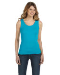 2415 Anvil Ladies' 1x1 Baby Rib Tank