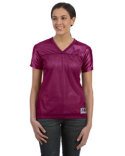 250 Augusta Sportswear Ladies' Junior Fit Replica Football T-Shirt