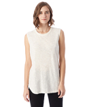 2898J1 Alternative Inside Out Garment Dye Slub Sleeveless T-Shirt