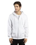 320Z Threadfast Apparel Unisex Ultimate Fleece Full-Zip Hooded Sweatshirt