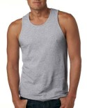 3633 Next Level Men's Cotton Tank