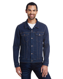 370J Threadfast Apparel Unisex Denim Jacket