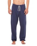 3737 Bella + Canvas Unisex Sponge Fleece Long Scrunch Pant
