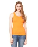 4000 Bella + Canvas Ladies' 2x1 Rib Tank