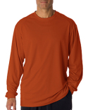 4104 Badger Adult B-Core Long-Sleeve Performance T-Shirt