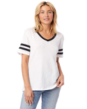 5058BP Alternative Ladies' Varsity T-Shirt
