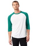 5127BP Alternative Men's Vintage Keeper Baseball T-Shirt