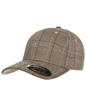 6196 Yupoong Flexfit Glen Check Cap