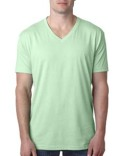 6240 Next Level Men's CVC V-Neck T-Shirt