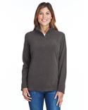 6427 Columbia Ladies' Crescent Valley™ Quarter-Zip Fleece