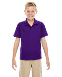 65108 Extreme Youth Eperformance™ Shield Snag Protection Short-Sleeve Polo