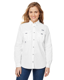 7314 Columbia Ladies' Bahama™ Long-Sleeve Shirt