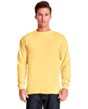 7401 Next Level Adult Inspired Dye Long-Sleeve Crew