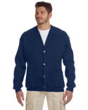 773M Jerzees Adult 8 oz. NuBlend® Cardigan