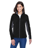 78048 North End Ladies' Microfleece Jacket