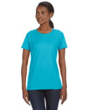 780L Anvil Ladies' Midweight Mid-Scoop T-Shirt