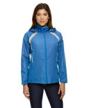 78168 North End Ladies' Sirius Lightweight Jacket with Embossed Print