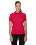 78658 Ash City - North End Sport Red Ladies' Dolomite UTK cool?logik™ Performance Polo