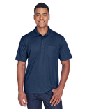 8210P UltraClub Adult Cool & Dry Mesh Piqué Polo with Pocket