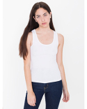 8308W American Apparel Ladies' Cotton Spandex Tank Top