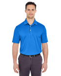 8320 UltraClub Men's Platinum Performance Jacquard Polo with TempControl Technology