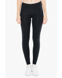 8328W American Apparel Ladies' Cotton Spandex Jersey Leggings