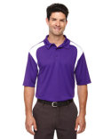 85105 Extreme Men's Eperformance™ Colorblock Textured Polo
