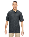 85121 North End Men's Excursion Nomad Performance Waffle Polo