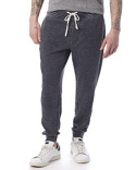 8625F Alternative Men's Campus Burnout French Terry Jogger Pants