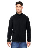 88095 North End Men's Microfleece Unlined Jacket