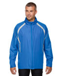 88168 North End Men's Sirius Lightweight Jacket with Embossed Print
