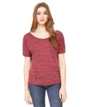 8816 Bella + Canvas Ladies' Slouchy T-Shirt