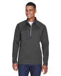 88175 Ash City - North End Adult Catalyst Performance Fleece Quarter-Zip
