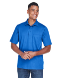 88181P Ash City - Core 365 Men's Origin Performance Piqué Polo with Pocket