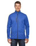 88213 North End Men's Trace Printed Fleece Jacket