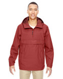 88219 North End Men's Excursion Intrepid Lightweight Anorak Jacket