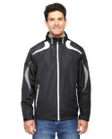 88644 North End Men's Impact Active Lite Colorblock Jacket