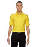 88691 Ash City - North End Sport Red Men's Reflex UTK cool?logik™ Performance Embossed Print Polo
