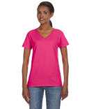 88VL Anvil Ladies' Lightweight V-Neck T-Shirt