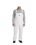 8953WH Dickies Unisex Painters Bib Overall