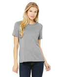 B6400 Bella + Canvas Ladies' Relaxed Jersey Short-Sleeve T-Shirt
