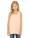 B8800Y Bella + Canvas Youth Flowy Racerback Tank