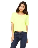 B8881 Bella + Canvas Ladies' Flowy Boxy T-Shirt