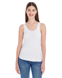 BB308W American Apparel Ladies' Poly-Cotton Racerback Tank